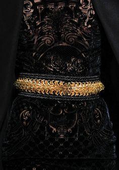 notordinaryfashion:  Balmain - Detail