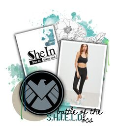 """shein contest"" by redcoat-i ❤ liked on Polyvore"