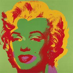 PHILLIPS : NY030212, Andy Warhol, Marilyn Monroe (Marilyn)More Pins Like This One At FOSTERGINGER @ PINTEREST No Pin Limitsでこのようなピンがいっぱいになるピンの限界