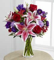 Order The Stunning Beauty™ Bouquet flower arrangements from All Flowered Up Too, your local Lubbock, TX florist. Send The Stunning Beauty™ Bouquet floral arrangement throughout Lubbock and surrounding areas. Birthday Flower Delivery, Same Day Flower Delivery, Romantic Flowers, Amazing Flowers, Fresh Flowers, Cheap Flowers, Purple Flowers, Spring Flowers, Prettiest Flowers