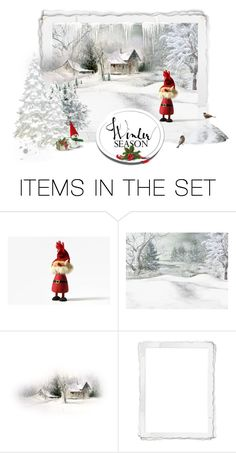 """""""Winter"""" by mljilina ❤ liked on Polyvore featuring art"""