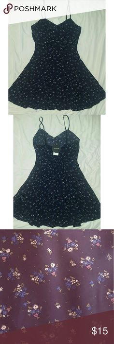 Sundress Never worn before. Super cute, nice material, & it is from Cotton On. Cotton On Dresses Mini