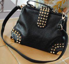 Vj Style studded bag
