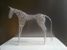 Buy Silver Pony, Sculpture by Linda Hoyle on Artfinder. Discover thousands of other original paintings, prints, sculptures and photography from independent artists.