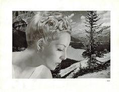 Original Collage Art Surreal Artwork Black White Decor Paper Collage Original Art