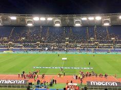 Kampstart til Lazio-Napoli