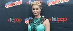 TNT is taking its popular TV movie franchise The Librarian and turning it into a 10-episode TV series this winter. The Librarians' star Rebecca Romijn sat down with The Daily Quirk for a roundtable interview at New York Comic-Con to give us the scoop on her new show. On the show, Romijn plays Eve Baird,…