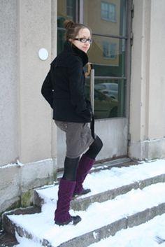 Ulla 01/12 - Ohjeet Winter Jackets, Fashion, Winter Coats, Moda, Winter Vest Outfits, Fasion, Fashion Illustrations, Fashion Models