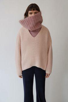 Ready-to-wear Deborah L-Wool Light Pink 375x Knit Fashion 8edcec825