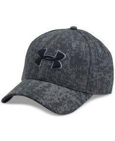 low priced dff66 3d096 Under Armour Men s Logo Hat - Gray XL XXL Mens Fashion Winter Coats, Man