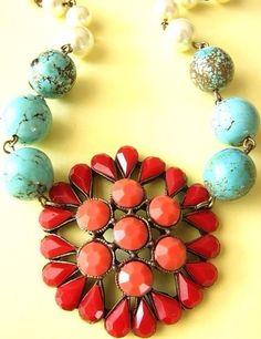 Vintage statement jewelry