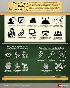 Cara Asyik Belajar Bahasa Asing