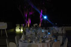 ARCHITECTURAL LIGHTING WEDDING 08/06/2013 HOTEL CASINO PORTO RIO PATRA GREECE
