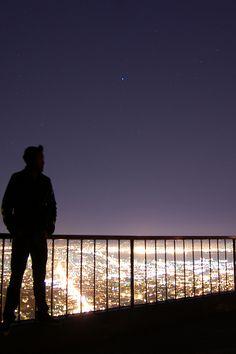 Durante a Cidade das Estrelas por RayPajar