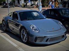 Graphite Blue 2018 Porsche 911 Touring Mavs & Mochas - July 2018 (Photo by W.Graphite Blue 2018 Porsche 911 Touring Mavs & Mochas - July 2018 (Photo by William Beck) ----------------------------------------------- Porsche 911 Gt3, Porche 911, Porsche Autos, Porsche Club, Porsche Models, Vintage Porsche, Cool Sports Cars, Car Colors, Top Cars