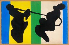 Jazz (portfolio of 20) by Henri Matisse