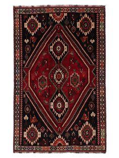 Tapis persans - Gashgai  Dimensions:248x171cm