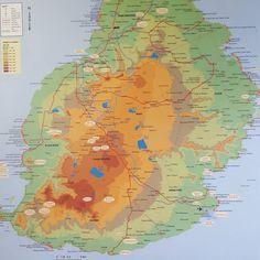 Landkarte von Mauritius #taipan_mauritius #mauritius #hotelname Sands #taipantouristik