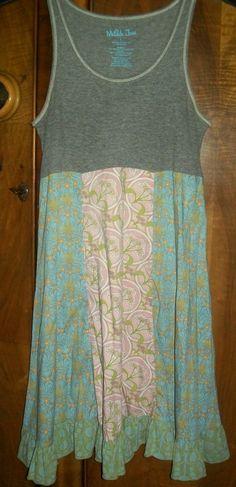 Matilda Jane ~Adult~ Bluebird Dress sz Large....CURRENTLY HAVE IT LISTED ON EBAY