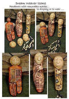 Dream Weaver Icons by Maureen Carlson, via Flickr