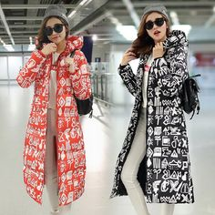 efc7ec101fd52 Click to Buy    2016 Autumn Winter Women Long Jacket Coat Fashion New.