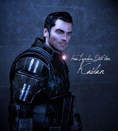 pictures of Kaiden alenko | BMC MotM Feature: Kaidan Alenko by *CelticWolfwalker on deviantART
