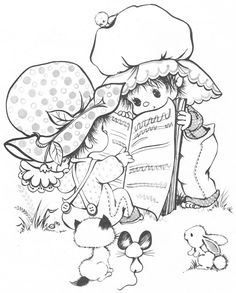 114 Best Children's Coloring Books Little Charmers images