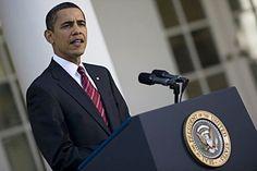 Obama on economy: 'We're making progress'