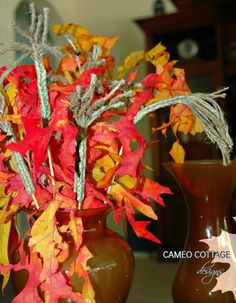 Cameo Cottage Designs: Faux Wheat Stalks With Twine