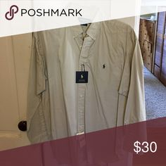 Ralph Lauren Chino Shirt Ralph Lauren Chino Shirt Ralph Lauren Shirts Casual Button Down Shirts