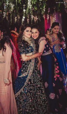 Photo of Palak & Dhruv wedding - Indian - wedding dress Indian Bridal Outfits, Indian Bridal Lehenga, Indian Bridal Fashion, Indian Designer Outfits, Indian Dresses, Indian Wedding Clothes, Wedding Lehnga, Pakistani Bridal, Bridal Dresses
