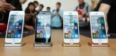 A Apple anunciou nessa segunda-feira (21) versões mais baratas de três dos seus principais produtos –iPhone, iPad e Apple Watch--, em uma clara tenta...