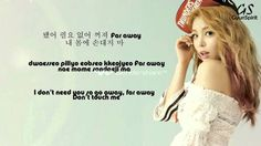 Ailee - Don't Touch Me  Lyrics [Han,Rom,Eng]