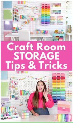 Craft Room Storage, Pegboard Craft Room, Office Organization At Work, Sewing Room Organization, Cricut Craft Room, Kitchen Pegboard, Pegboard Garage, Pegboard Display, Ikea Pegboard