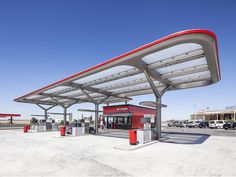 Gallery of CEPSA Service Station / Saffron Brand Consultants + Malka+Portús…