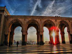 Hassan II Mosque-Casablanca-Morocco by mikemellinger - Maroc Désert Expérience tours http://www.marocdesertexperience.com