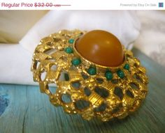 ON SALE Vintage Cadora Hand Crafted by Sisters2Vintage on Etsy