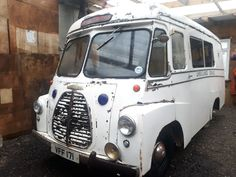 1955 morris LD1 ambulance very rare barn find project   | eBay