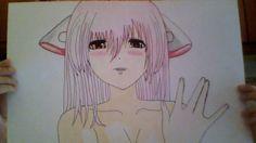 Meu desenho ><