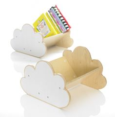 Go Home Junior - My escape - cloud bookcase
