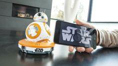 El mejor regalo de navidad en 2015: El droide BB-8 de Star Wars http://blgs.co/pQN0f8