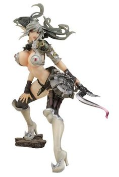 Beat – Queen's Blade Statue 1/6 Echidna The Veteran Mercenary 21 cm