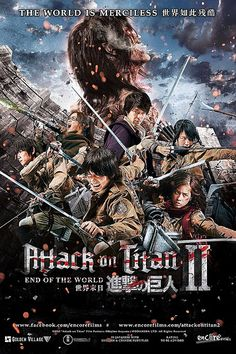 Watch Attack on Titan: Part 2 (2015) Full Movies (HD quali… | Flickr