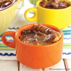 ... Patch Recipes: Cinnamon Bread Pudding from 101 Blue-Ribbon Desserts