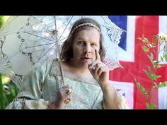 Katerine - Je suis la reine d'Angleterre et je vous chie à la raie.
