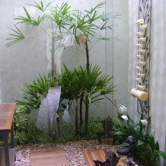 Jardim de Inverno de Jardim de MC3 Arquitetura - Viva Decora