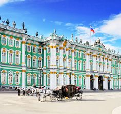 View Winter Palace square in Saint Petersburg.   |   Amazing Photography Of Cities and Famous Landmarks From Around The World