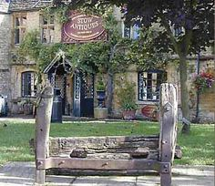 Stow-on-the-Wold, Cotswolds, England.