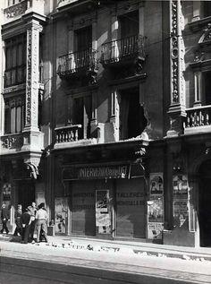 Calle Barquillo, Madrid - Portal Fuenterrebollo                              …