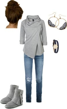 """""""super casual"""" by mary-osomoe on Polyvore"""